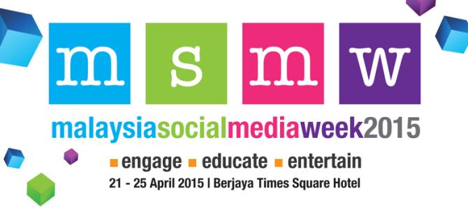 Social Media Week Malaysia 2015