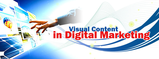 Why We Should Include Visual Content in Digital Marketing