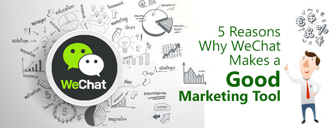 WeChat Messaging: 5 Reasons Why WeChat Makes a Good Marketing Tool