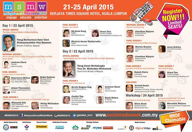 social media week malaysia